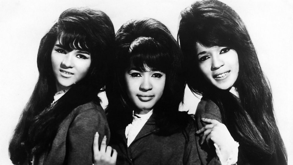 Black Wallpaper Girl The Ronettes New Songs Playlists Videos Amp Tours Bbc