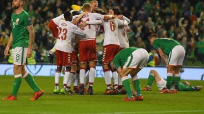 World Cup play-off: Republic of Ireland v Denmark - Live - BBC Sport