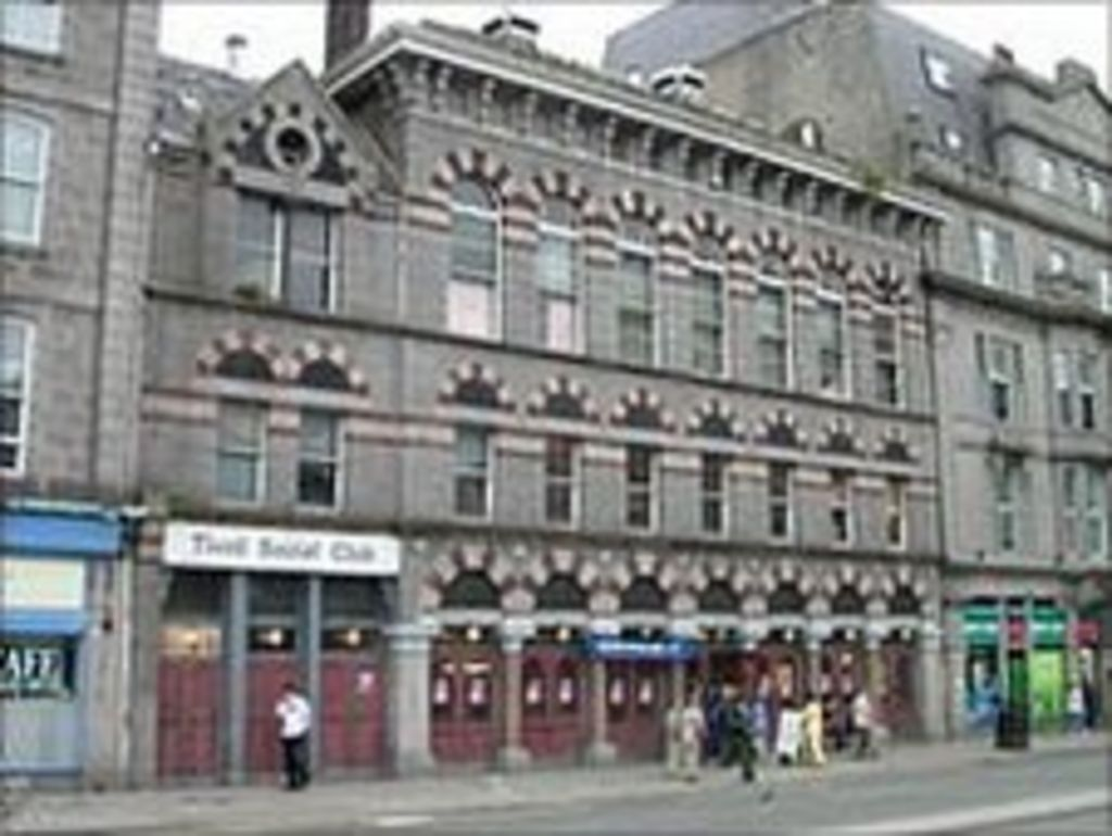 Tickets For Tivoli Theatre Aberdeen Funding Hope For Aberdeen S Historic Tivoli Theatre Bbc News
