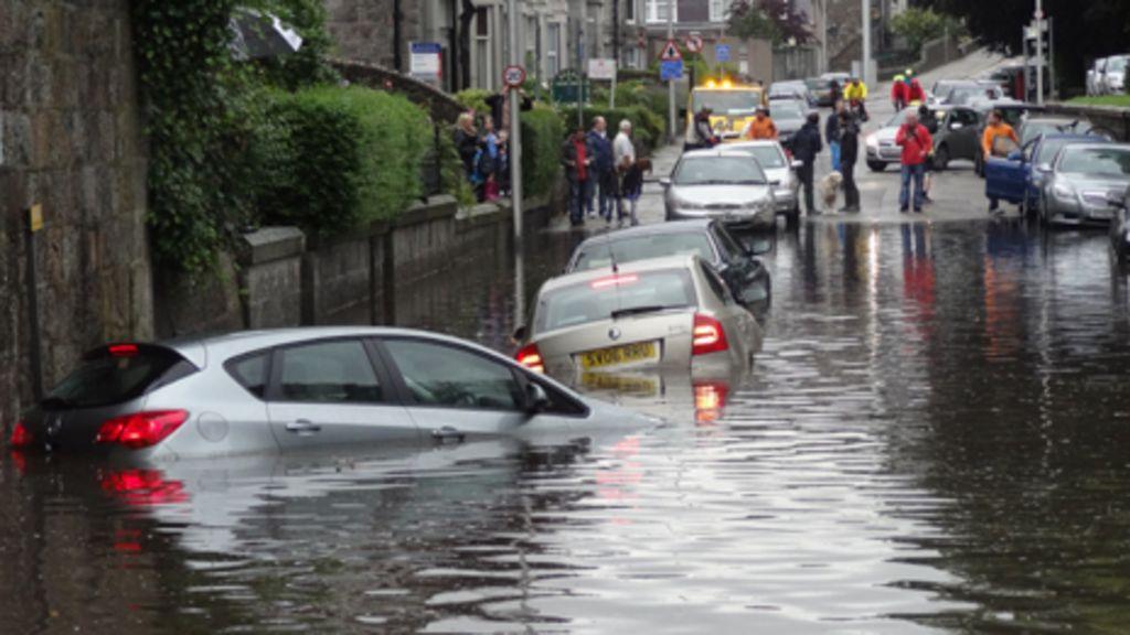 bbc weather glasgow scotland