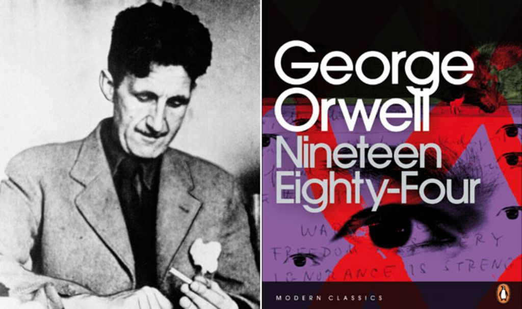 1984 George Orwell\u0027s road to dystopia - BBC News