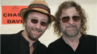 Chas and Dave on 50 years together - BBC News