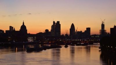 Why people are picking London for their retirement - BBC News