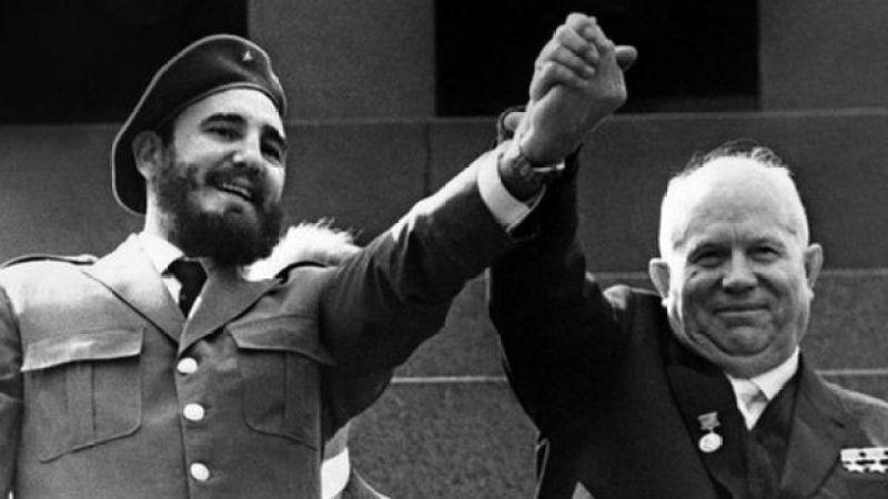 Castro və Xruşşov
