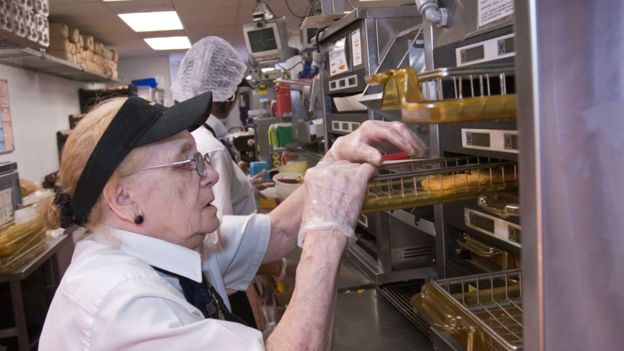 Which jobs could a 100-year-old do? - BBC News