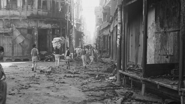 Partition of India \u0027They would have slaughtered us\u0027 - BBC News