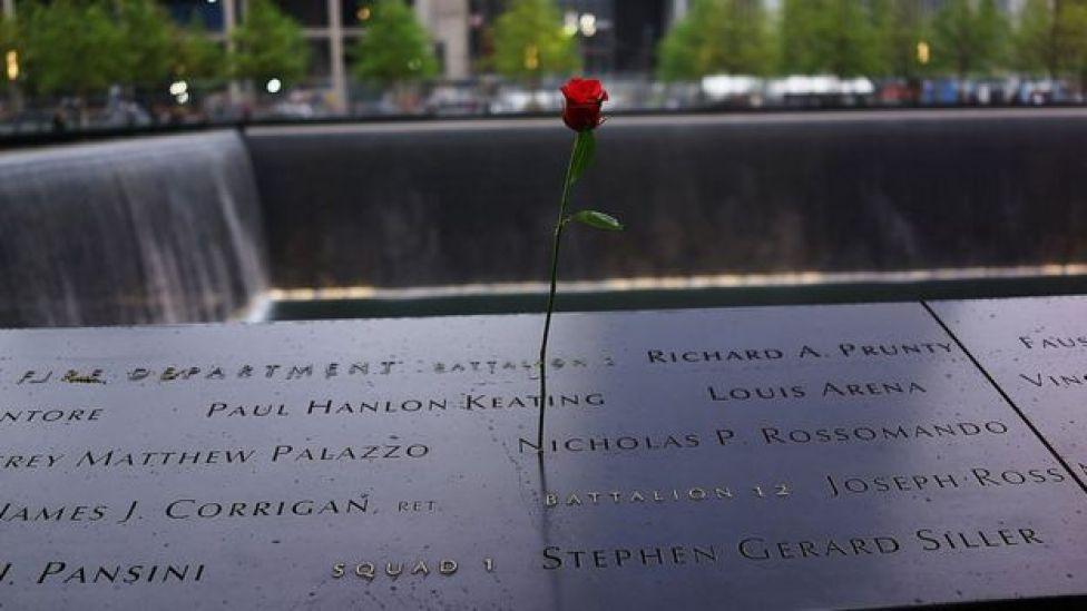 Memorial de las víctimas del 11 de septiembre