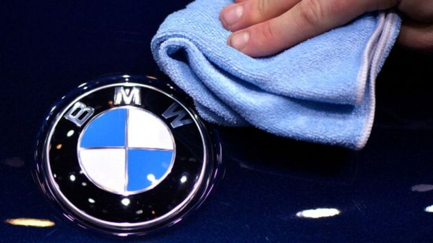 BMW recalls 300,000 cars that risk stalling completely - BBC News