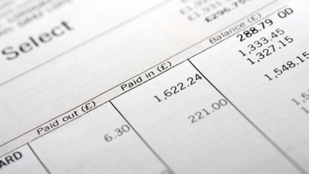 High Street banks carry on cutting paper statements - BBC News - bank statements