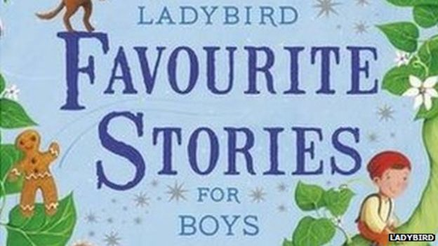 Ladybird drops gender-specific children\u0027s book titles - BBC News