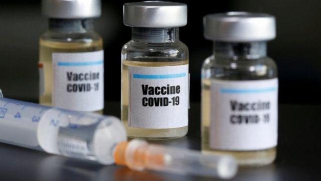 Foto referencial de vacunas contra el covid-19, según la OMS.