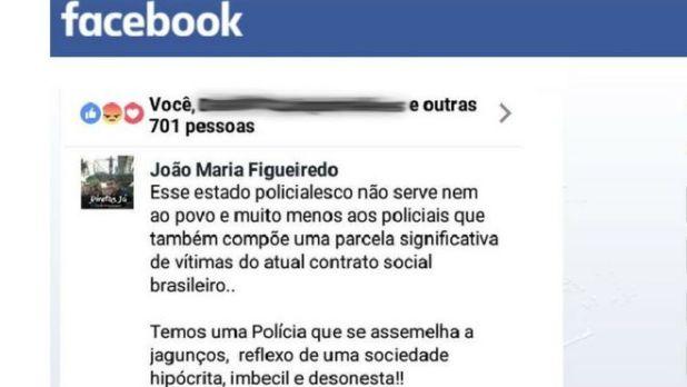 Reproduçao do Facebook