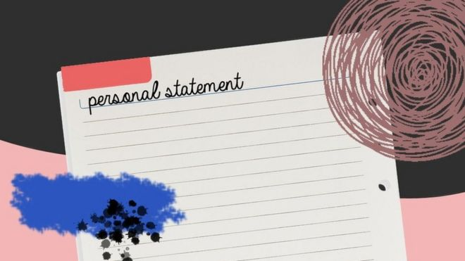 University admissions The art of the personal statement - BBC News