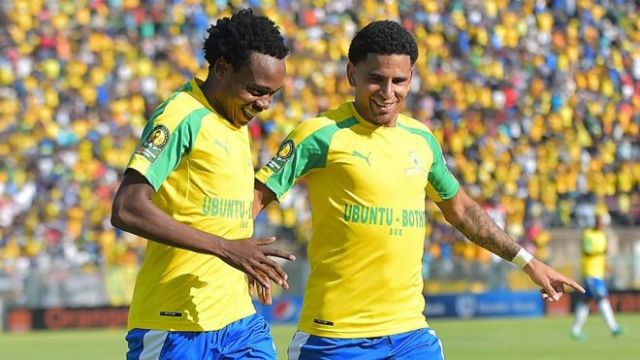 percy tau, keagan dolly, sundowns