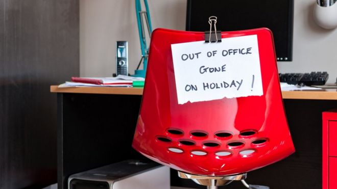 Some of the funniest out-of-office replies - BBC News