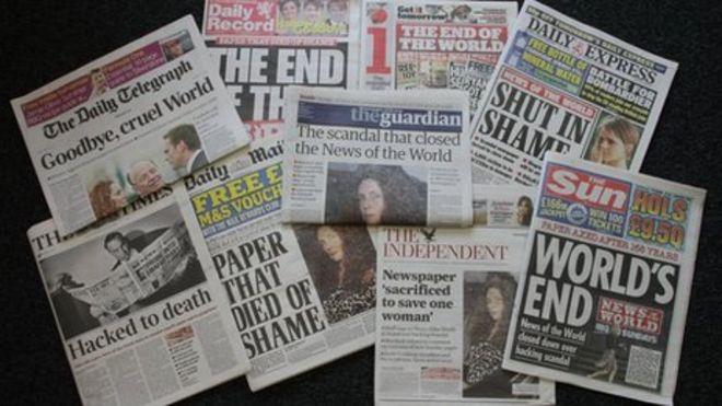 Teacher Resources Activity - Writing headlines (20 mins) - BBC News