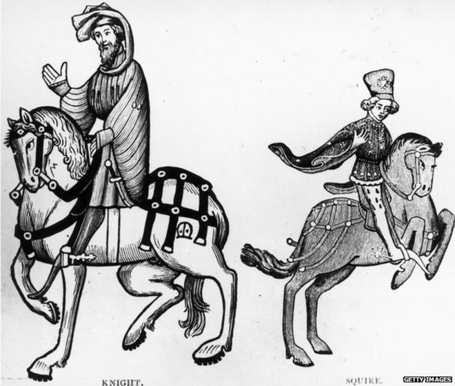 What medieval Europe did with its teenagers - BBC News