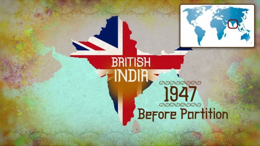 The Partition of India What happened? - CBBC Newsround