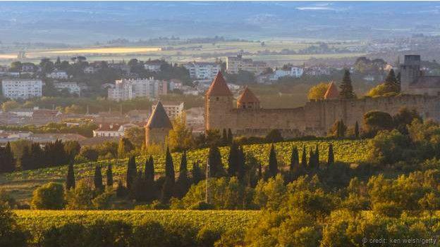Carcassonne, Francia