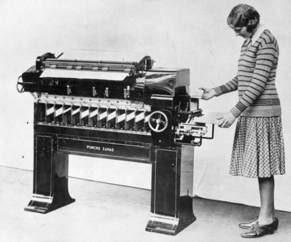 Máquina Hollerith