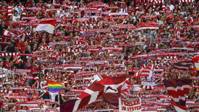 Karangan Bahasa Jerman Contoh Karangan Slideshare Image Copyright Reuters Image Caption Bayern Muenchen Menganggap Punya