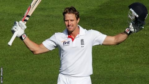 Nick Compton Middlesex and Ex-England batsman retires from playing