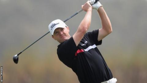 Holder Michael Hoey Misses Cut At Dunhill Links