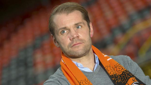 Dundee United Boss Robbie Neilson In 39better Place39 After