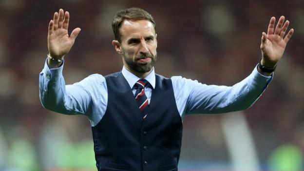 World Cup 2018: England players came of age - Gareth Southgate