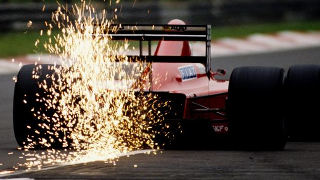 F1 News Bbc Bahrain Grand Prix: Why Sparks Can Make F1 Great Again