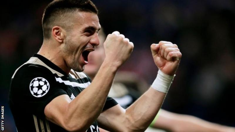 Brilliant Ajax Knock Out Champions League Holders Real