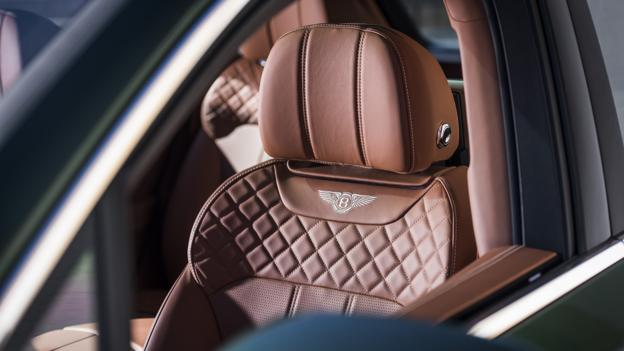 BBC - Autos - In luxury cars, the seat becomes a \u0027seating experience\u0027
