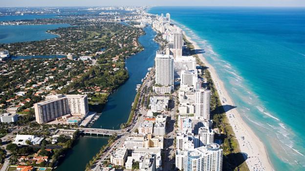 Royal Rise Car Wallpapers Bbc Future Miami S Fight Against Rising Seas