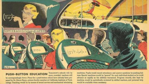 Futureistic school