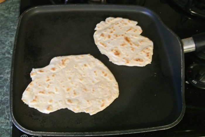 Homemade Tortillas 004