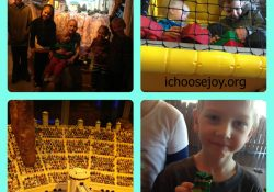 Collage Friday:  Legoland and Knight Costumes