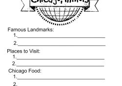 Learn about Chicago, Illinois!