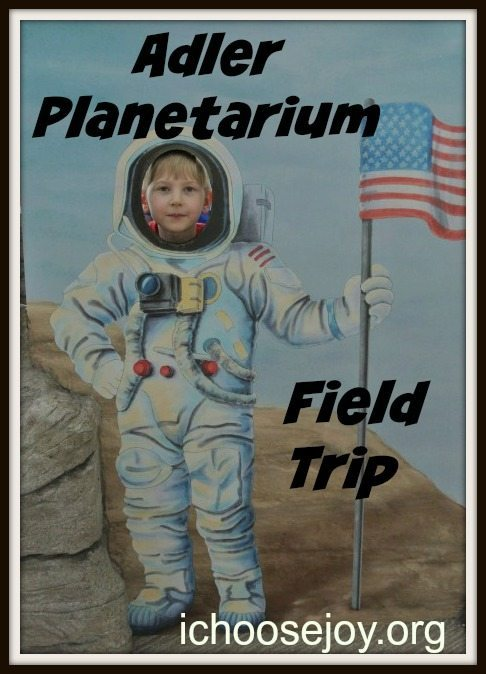 Field Trip to Adler Planetarium