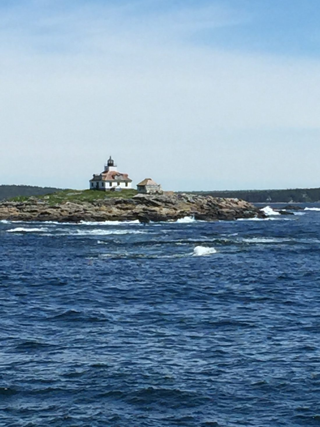 Road Trip Through Maine: Boat Tour and Pemaquid post #2