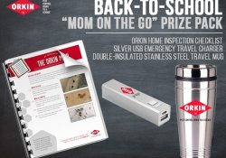 Giveaway: USB Portable Charger & Double Wall Stainless Steel Travel Mug