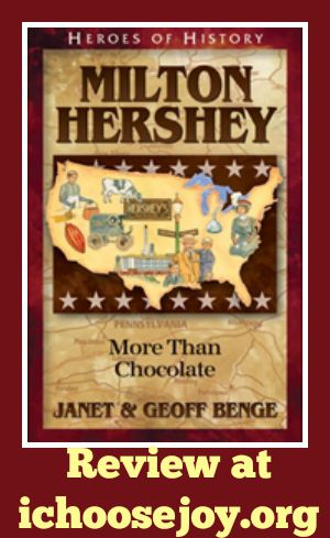 Review: YWAM Publishing book about Milton Hershey