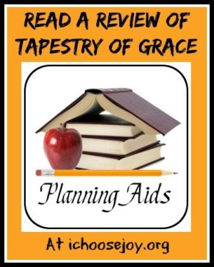 Why Use Planning Aids for Tapestry of Grace?