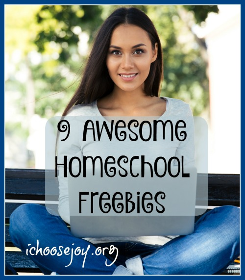 9 Awesome Homeschool Freebies & Win a $500 Rainbow Resources Gift Card!