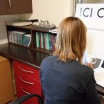ICI College provides live real-time support for students