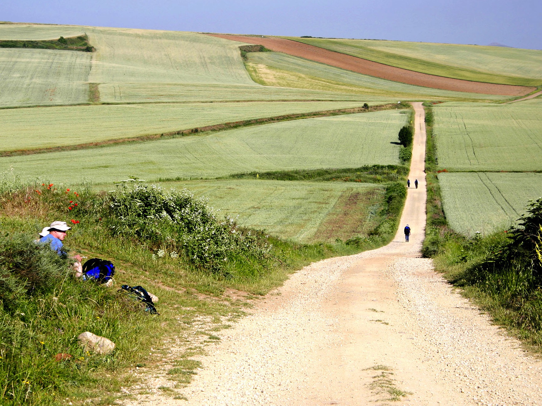 Camino Francés Santiago Description Dates And Prices