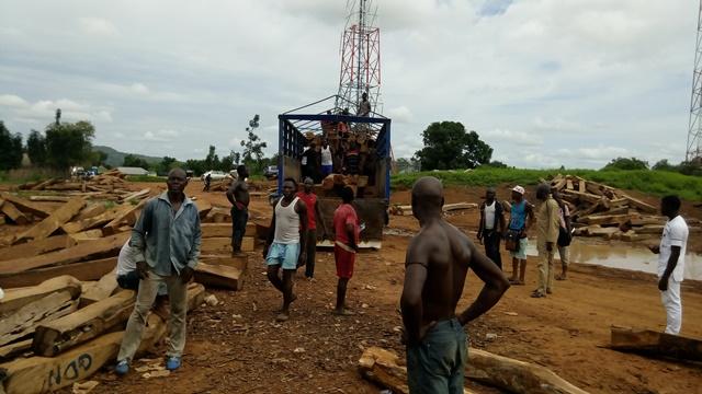 How China Fuels Deforestation In Nigeria, West Africa