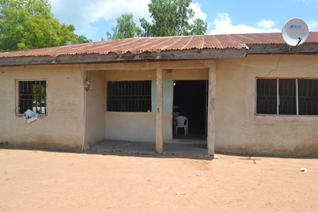 A private residence used for a nursery and primary school gwagwalada