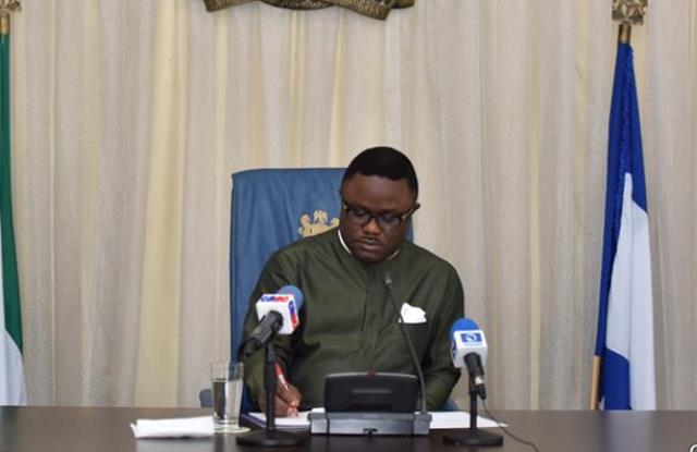 Cross River Governor Signs Homeland Security Bill Into Law