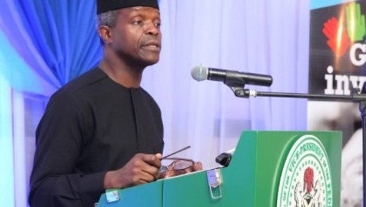 Leaders Must Be Honest And Dedicated To Make The Country Great-Osinbajo
