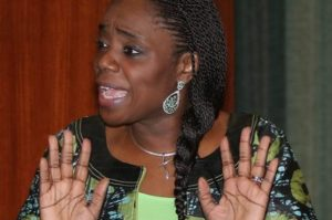 Finance Minister, Kemi Adeosun